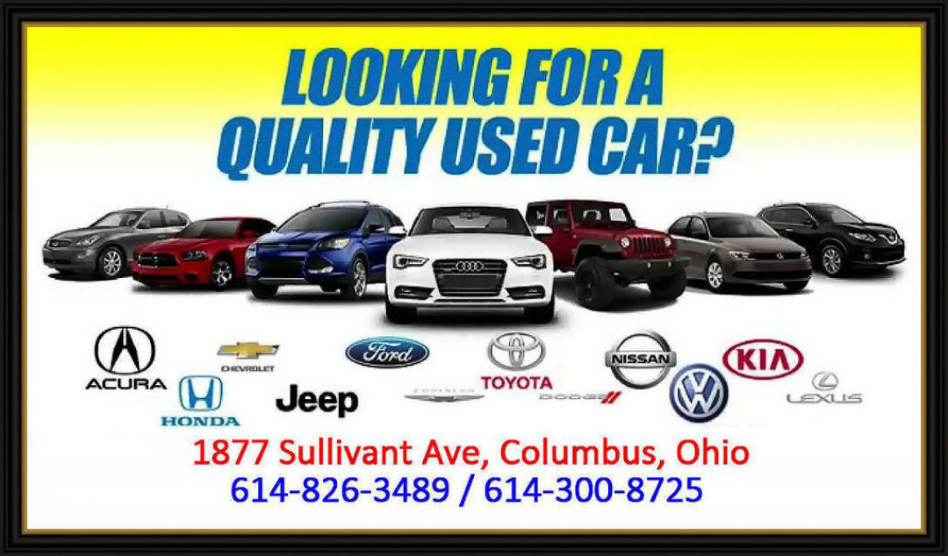 about us big mikes auto sales